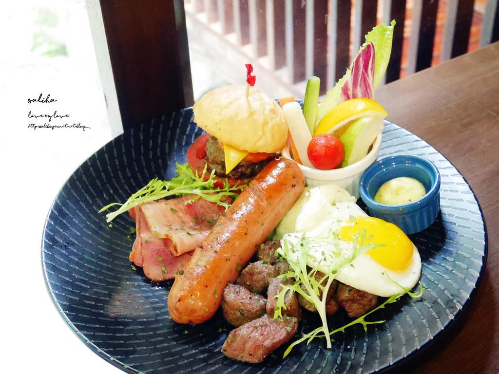 台北陽明山咖啡廳下午茶早午餐廳豆留森林cama cafe旗艦店 (7)