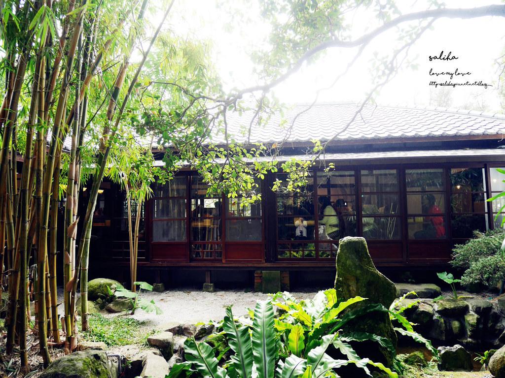 台北一日遊景點推薦陽明山豆留森林CAMA COFFEE ROASTERS特色古蹟老屋咖啡廳下午茶 (2)