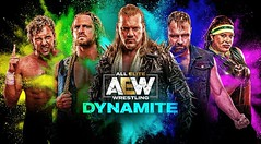 Great rematch announced for the first 2020 AEW Dynamite