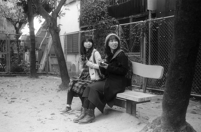 Two persons_Leica CL