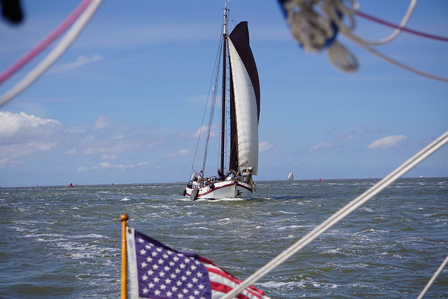 Waddenzee sail 5