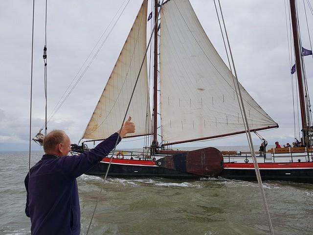 Waddensee sail 3