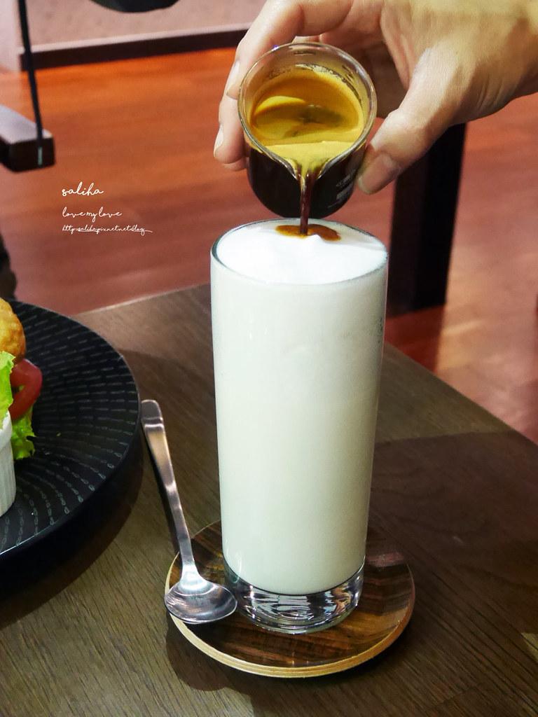 陽明山豆留森林美軍宿舍附近餐廳2019台北新景點一日遊分享 (2)