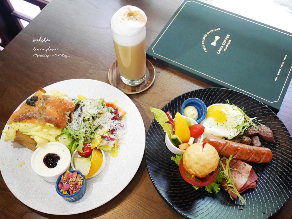 台北陽明山咖啡廳下午茶早午餐廳豆留森林cama cafe旗艦店 (3)