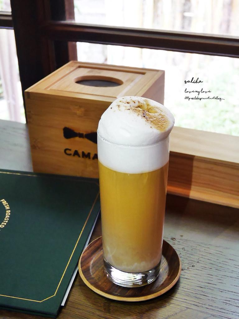 台北陽明山咖啡廳下午茶早午餐廳豆留森林cama cafe旗艦店 (2)