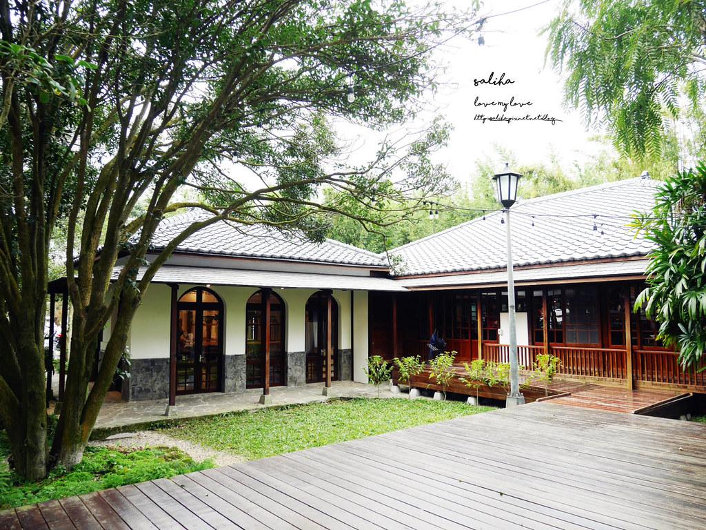 台北庭園咖啡廳餐廳陽明山豆留森林 cama下午茶咖啡餐點推薦 (4)