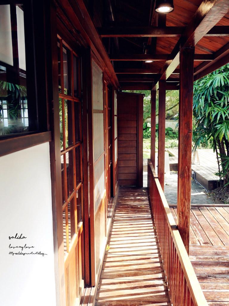台北庭園咖啡廳餐廳陽明山豆留森林 cama下午茶咖啡餐點推薦 (1)