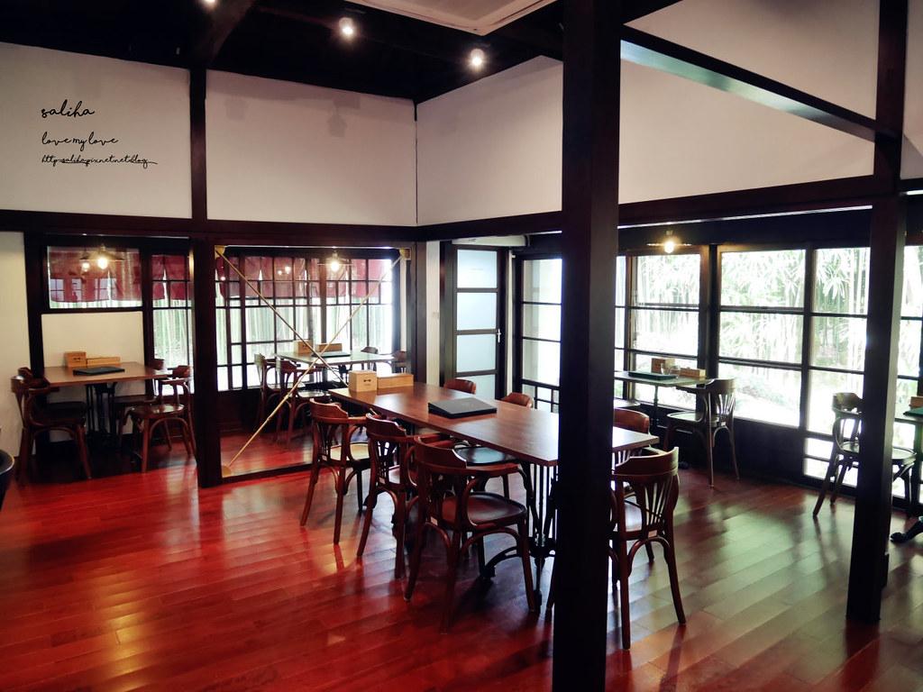 全台最美CAMA陽明山豆留森林景觀餐廳古蹟日式老屋美軍宿舍 (4)