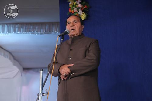 SL Khurana, EC Member, Delhi