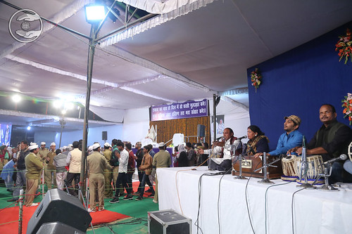 Devotional song by Raj Kumar Ji, Lucknow UP