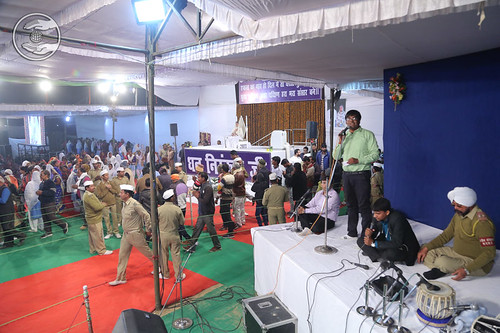 Ashwani Jatan Ji recited a Hindi Kavita, Lucknow UP