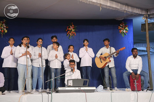 Group song by Daksh Ji and Sathi, Lucknow UP