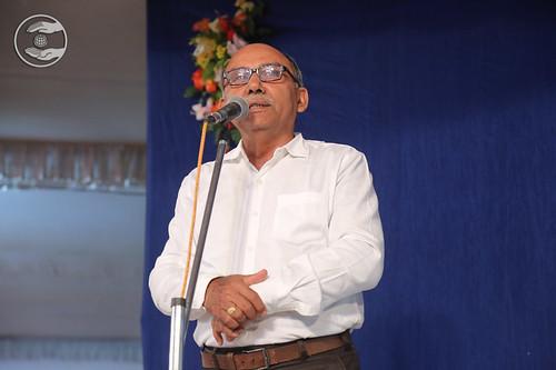 Speech by Vipin Harjai Ji, Lucknow UP