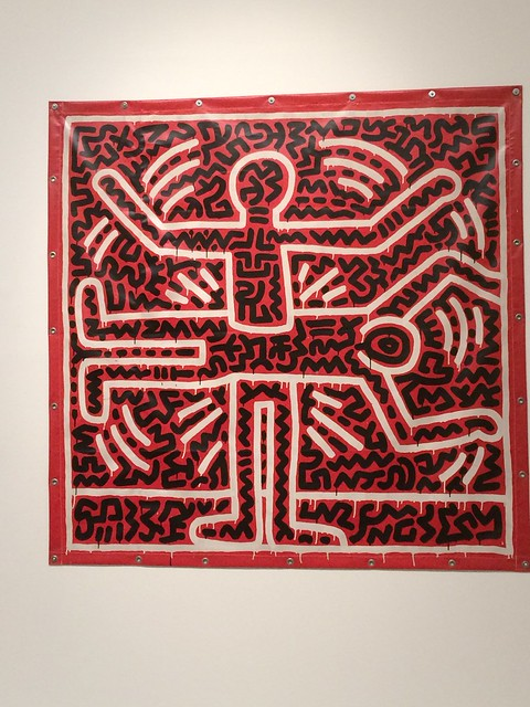 **Technique**- Keith Haring