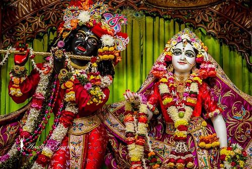 ISKCON Mayapur Deity Darshan 20 Dec 2019