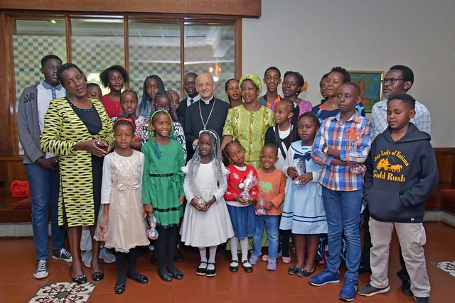Pastoral Visit to Kenya and Uganda