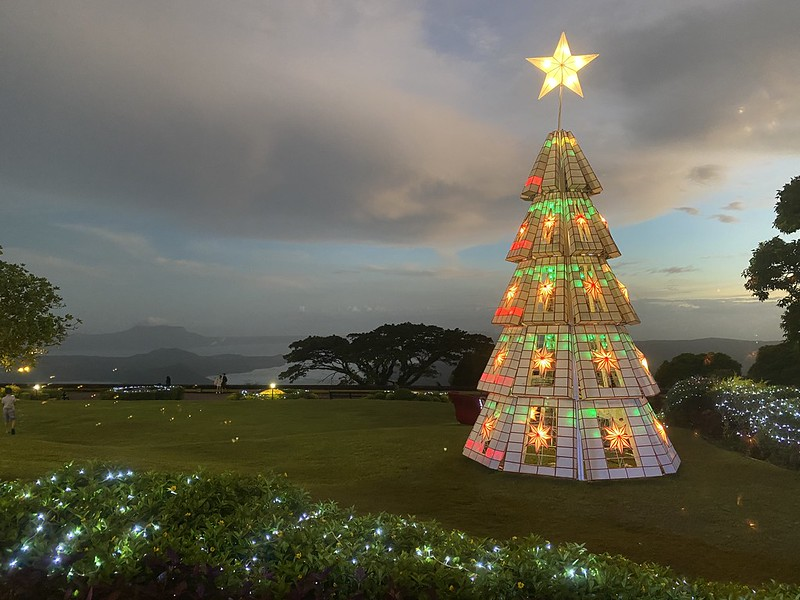 TAAL VISTA HOTEL CHRISTMAS FOR ALWAYS