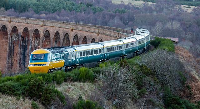 Inter-City 125 (Retro) High Speed Train (HST).