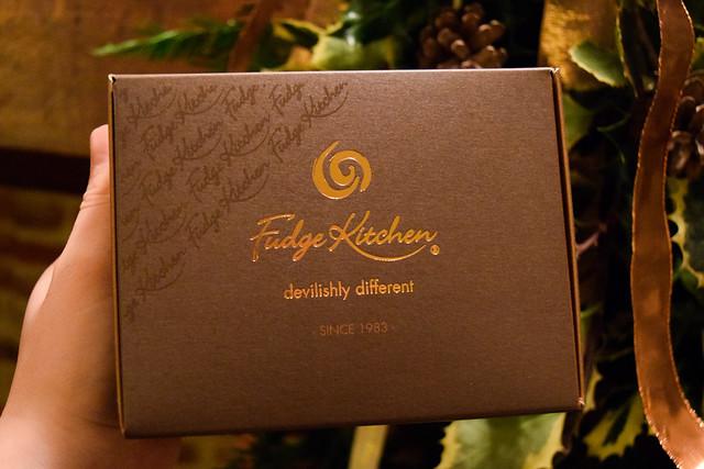 Fudge Gift Box from The Fudge Kitchen, Canterbury