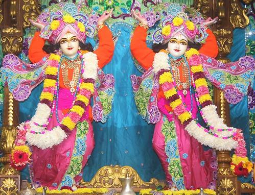 ISKCON Delhi Deity Darshan 20 Dec 2019