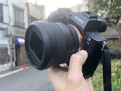 """35mm f2 8 タムロン タムロン、""""寄れる""""35mm F2.8単焦点レンズ"""