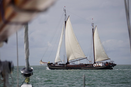 Waddenzee sailing | by Sailing P & G