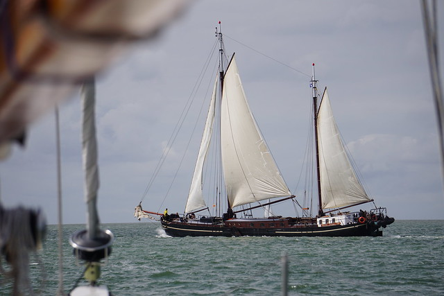 Waddenzee sailing
