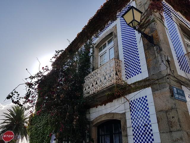 Cambados house
