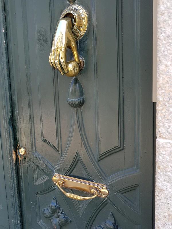 La Coruña door