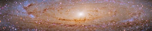 messier 31 andromeda galaxy space astro astrophotography m31 spiral
