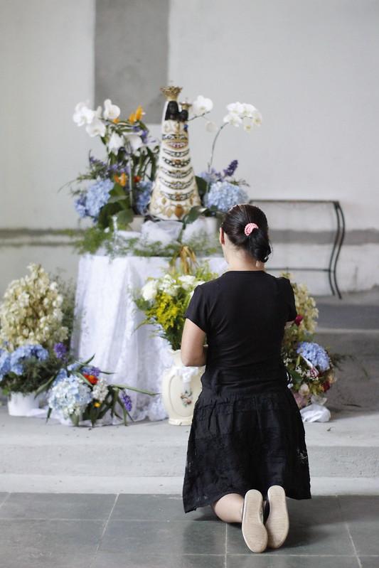 Peregrinação imagem de Nossa Senhora do Loreto - Dia 19/12
