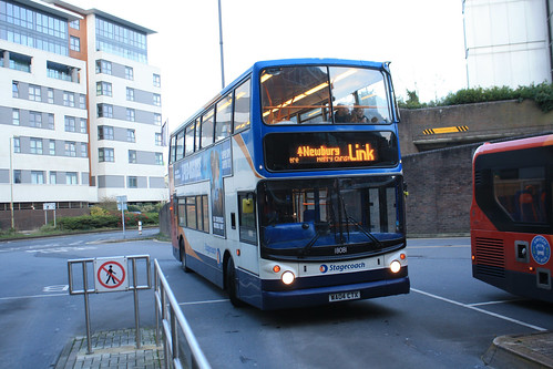 Stagecoach South 18081 WA04CTX