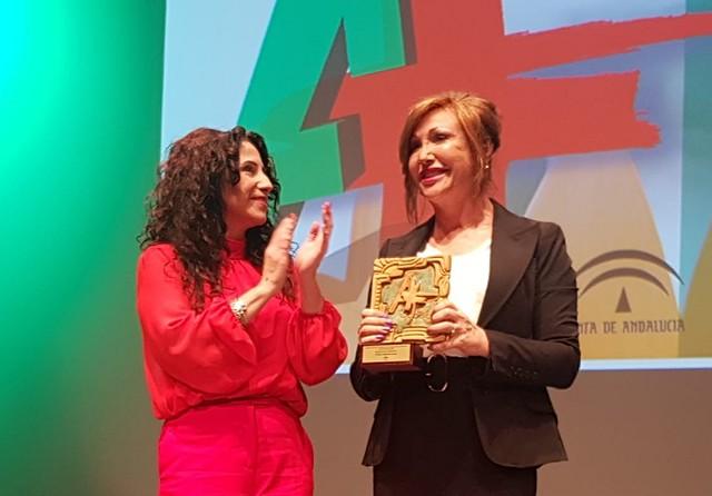 Premio + Social a Mar Cambrollé Web