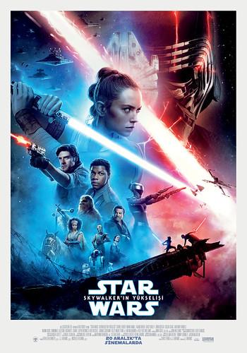 Star Wars: Skywalker'in  Yükselişi Star Wars: The Rise of Skywalker (2019)