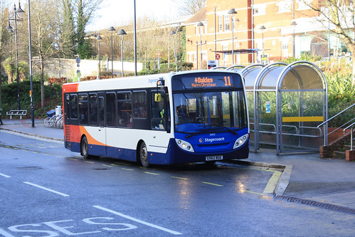 Stagecoach South 36833 GX62BGE