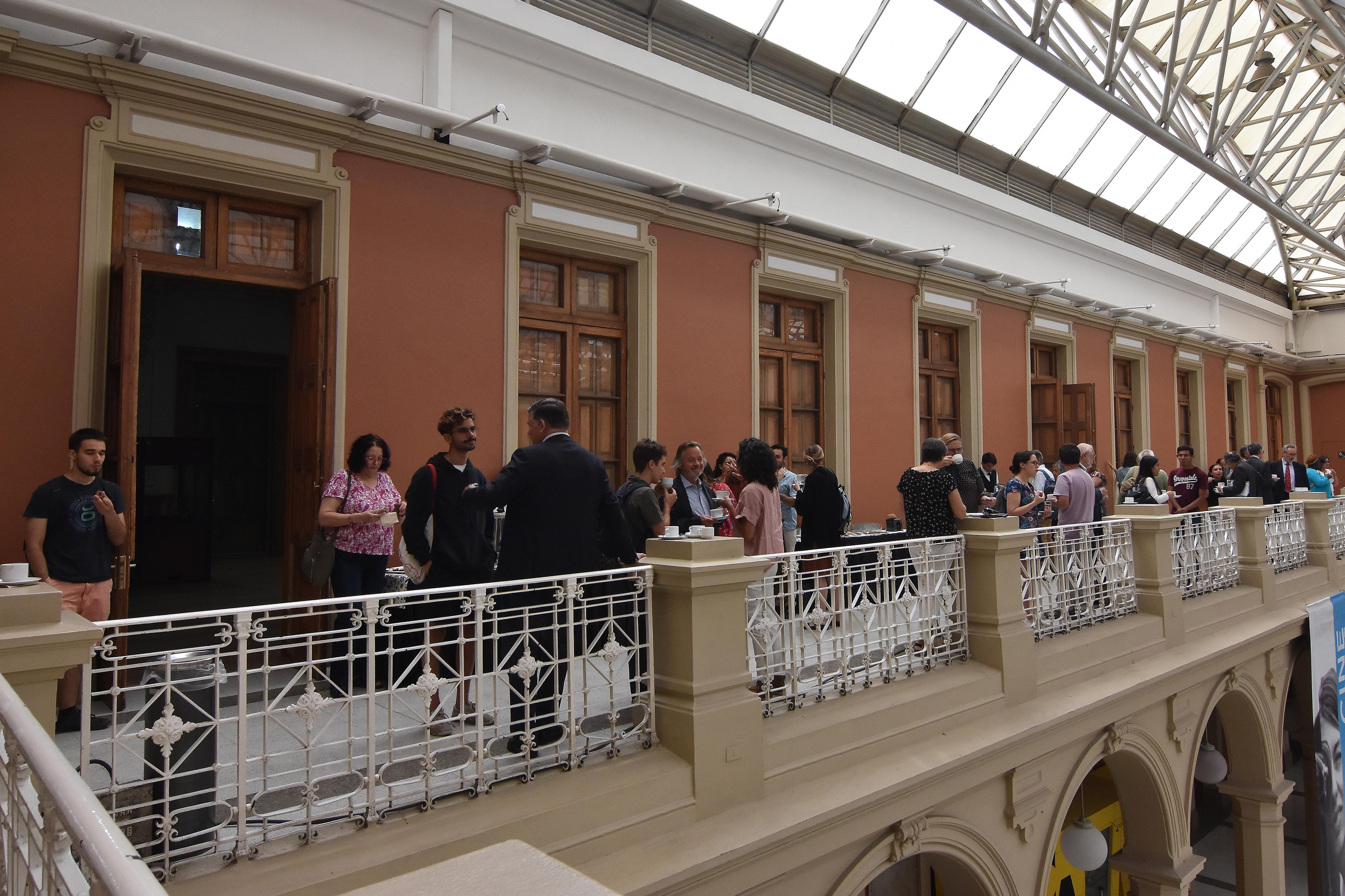 Conferencia Mathias Risse: DDHH y orden social