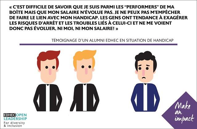 EDHEC Open Leadership étude Diversité & Carrière