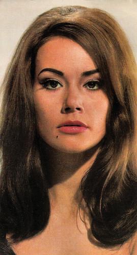 Claudine Auger (1941-2019)