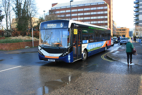 Stagecoach South 26297 SN69ZHZ