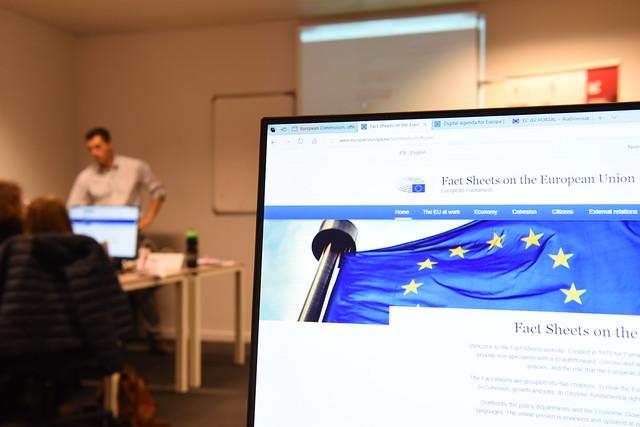 EU Fact Checking & EU Fact Fiding (10-11 October 2019)