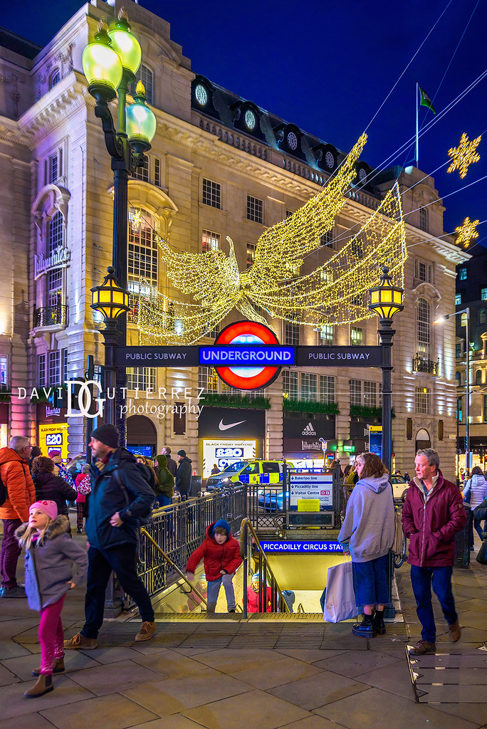 Piccadilly Circus - London,UK