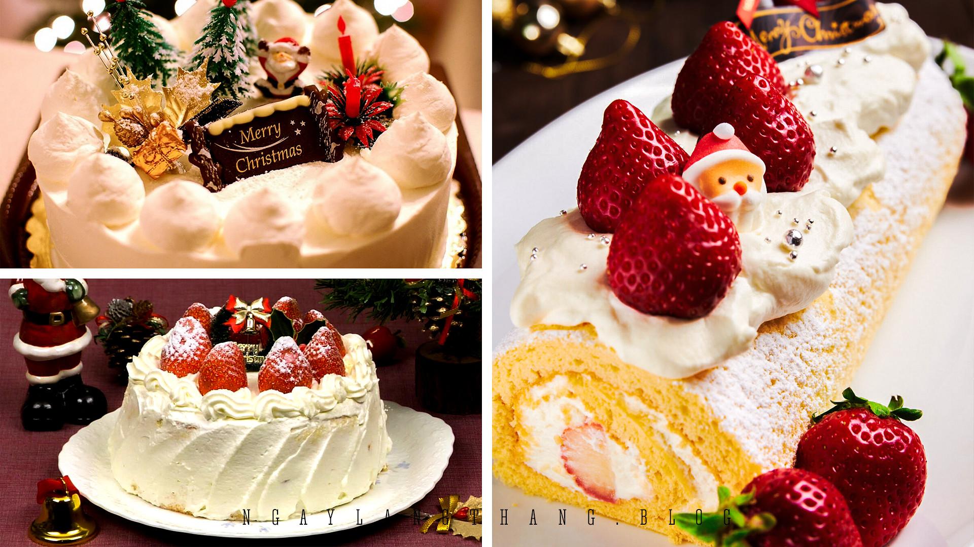 Nhật Bản tuần cuối năm-christmas-cake-ngaylangthang