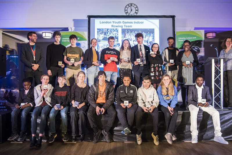 Hackney Youth Sports Awards 2019
