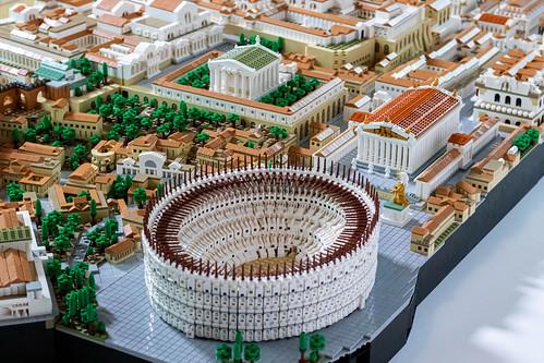 Designing the Colosseum