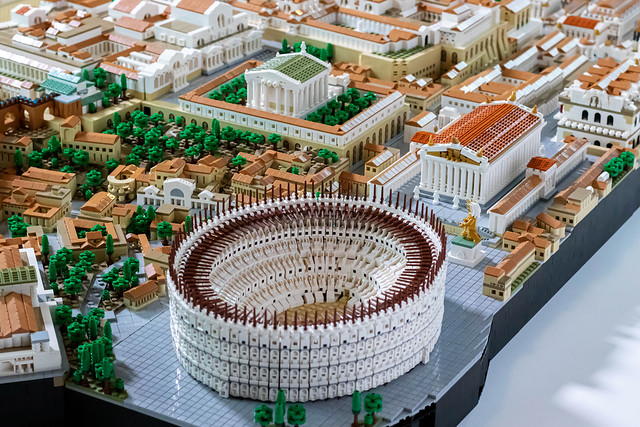 Designing the Colosseum