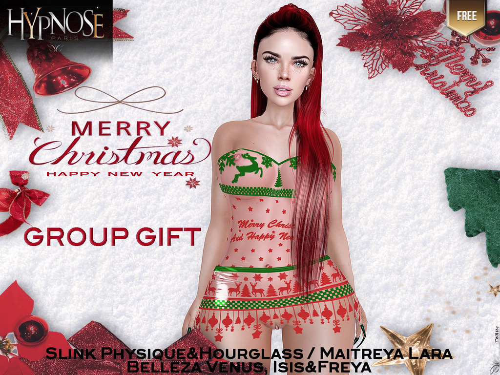 HYPNOSE – GROUP GIFT MERRY XMAS