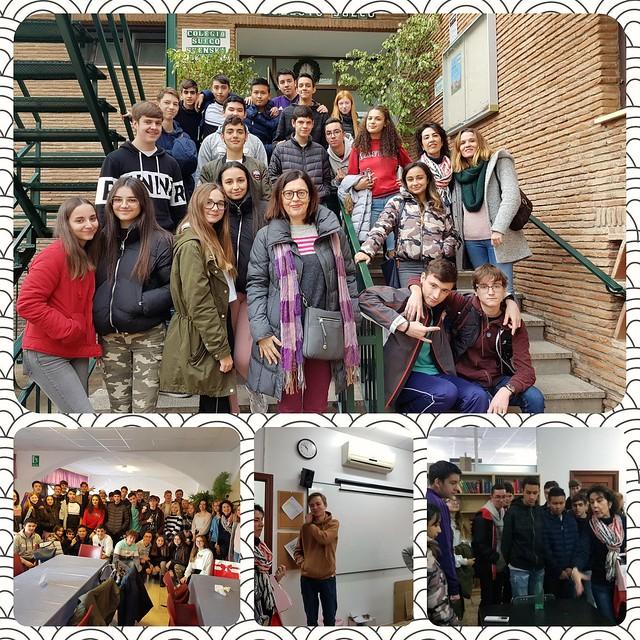 Visita Colegio Sueco
