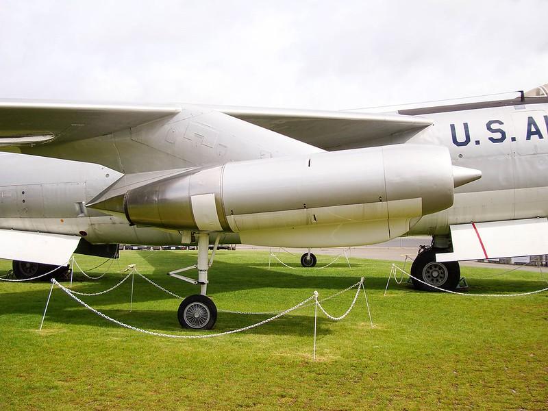 WB-47E Stratojet 3