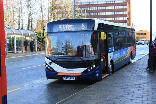 Stagecoach South 26307 SN69ZKA