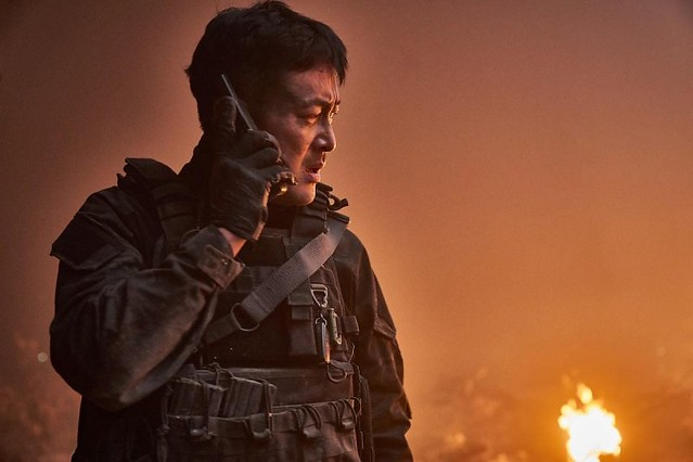 "The posters & stills of Korean movie "" 電影《白頭山:半島浩劫》(백두산/Ashfall )"" launching on Dec 24, 2019 in Taiwan"